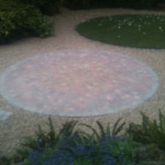 Bradstone autumn gold circle